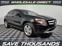 2017 Mercedes-Benz GLA - SAVE THOUSANDS with SPORT