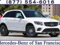 2017 Mercedes-Benz GLC AMG GLC 43 4MATIC®