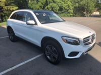 2017 Mercedes-Benz GLC 300 CarFax Certified One Owner