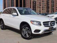 This fantastic GLC300 is the SUV with everything you