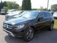 2017 Mercedes-Benz GLC 300 27/22 Highway/City