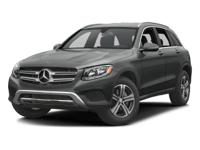 This 2017 Mercedes-Benz GLC GLC 300 is proudly offered