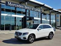 Check out this gently-used 2017 Mercedes-Benz GLC we