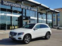 This outstanding example of a 2017 Mercedes-Benz GLC