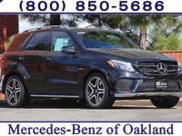 2017 Mercedes-Benz GLE 43 AMG®Awards:  *