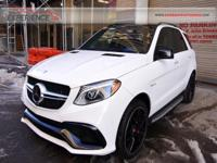 2017 Mercedes-Benz AMG GLE63 S 4Matic AWD Volvo Cars of