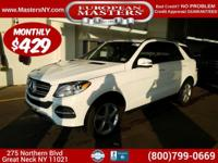 This Lovely White 2017 Mercedes-Benz GLE350 4Matic