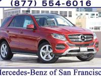 Red 2017 Mercedes-Benz GLE GLE 350 4MATIC®