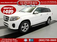 This Amazing White 2017 Mercedes-Benz GLS450 4Matic