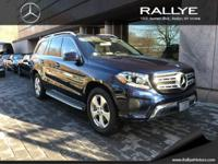 This Mercedes-Benz GLS has a powerful Twin Turbo