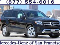 Black 2017 Mercedes-Benz GLS GLS 450 4MATIC®