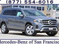 Grey 2017 Mercedes-Benz GLS GLS450 4MATIC®