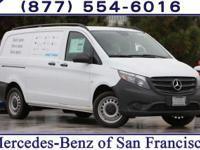 2017 Mercedes-Benz Metris Cargo  Options:  Wheels: 6.5J