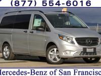 2017 Mercedes-Benz Metris Passenger  Options:  Wheels: