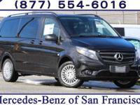 2017 Mercedes-Benz Metris Passenger RWD 7G-TRONIC