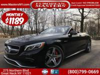 This Amazing Black 2017 Mercedes-Benz S63 4Matic