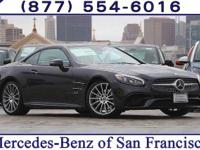 2017 Mercedes-Benz SL SL 450 RWD 9-Speed Automatic 3.0L