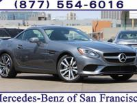 2017 Mercedes-Benz SLC SLC 300 RWD 9-Speed Automatic