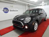 *- Heated Seats* This MINI includes: * TRANSMISSION: