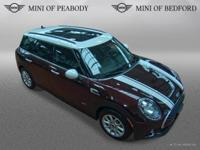 MINI Certified, CARFAX 1-Owner, GREAT MILES 11,435!