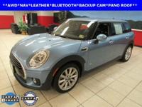 ONE OWNER, LEATHER, NAVIGATION, SUNROOF, Cooper