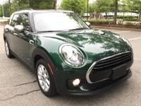 British Racing Green Metallic 2017 MINI Cooper Clubman