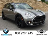 2017 MINI Cooper Clubman Melting Silver Metallic