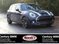 MINI Certified Pre-Owned! This 2017 MINI Cooper S