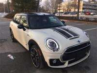 2017 MINI Cooper S Clubman ALL4in Pepper White, Wired