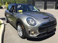 Low mileage 2017 MINI Cooper S Clubman ALL4 AWD in