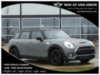 2017 Mini Cooper S Clubman All4 - Moonwalk Gray