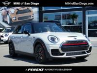This 2017 MINI John Cooper Works 4dr Clubman ALL4
