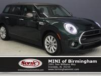 This 2017 MINI Clubman Cooper S comes complete with
