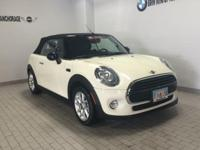 Cooper trim. LOW MILES - 10,718! Heated Seats, iPod/MP3