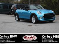 Don't miss this great MINI! Get ready to enjoy the wind