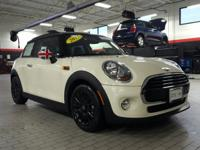 Priced below Market! This MINI Hardtop 2 Door is