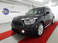 *CERTIFIED!* Looking for a 2017 MINI Countryman? This