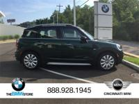 2017 MINI Cooper Countryman ALL4 British Racing Green