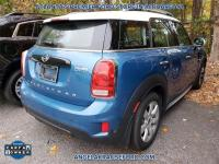 Recent Arrival! CARFAX One-Owner. Blue 2017 MINI Cooper