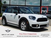 2017 MINI Cooper Countryman Cooper Light White --
