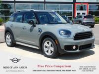 2017 MINI Cooper Countryman Cooper Gray Metallic  And