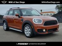 This 2017 MINI Cooper Countryman 4dr features a 1.5L 3