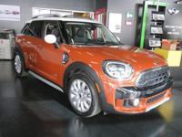 The all-new 2017 MINI Cooper S Countryman ALL4 is here!