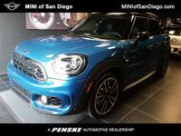 This 2017 MINI Cooper S Countryman 4dr ALL4 features a