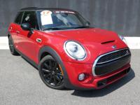 **2017 MINI COOPER S**2DR**AUTOMATIC**NEVER BEEN
