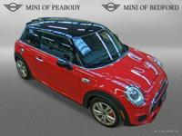 John Cooper Works trim. CARFAX 1-Owner, MINI Certified,