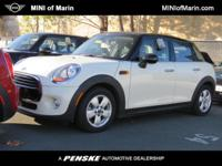 Gasoline! Turbo! This 2017 Cooper is for MINI lovers