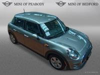 CARFAX 1-Owner, MINI Certified, GREAT MILES 4,675! EPA