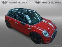 MINI Certified, CARFAX 1-Owner, GREAT MILES 10,407! EPA