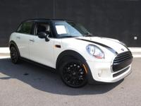 **2017 MINI COOPER**4DR**AUTOMATIC**SAVE THOUSANDS FROM